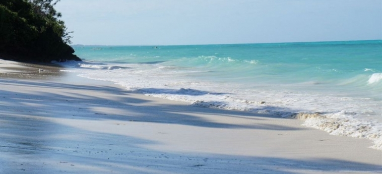 Arthotel Zanzibar: Beach ZANZIBAR