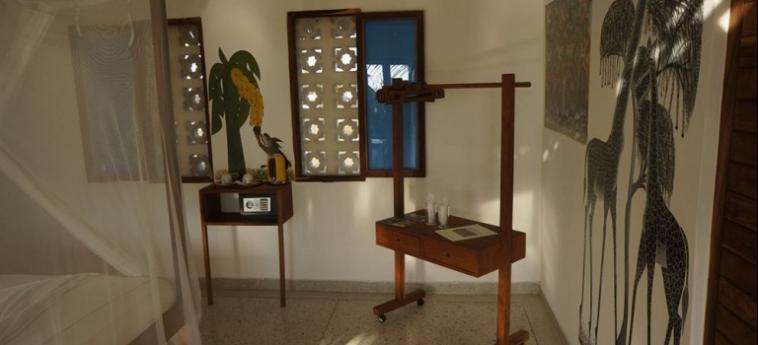 Arthotel Zanzibar: Studio Apartment ZANZIBAR