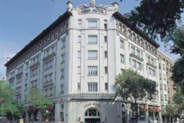 Nh Collection Gran Hotel De Zaragoza: Exterior ZARAGOZA