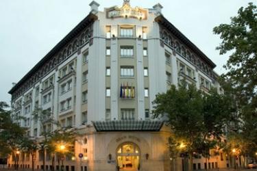 Nh Collection Gran Hotel De Zaragoza: Facade ZARAGOZA