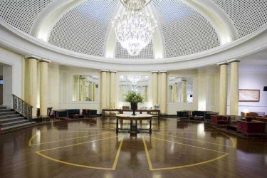 Nh Collection Gran Hotel De Zaragoza: Lobby ZARAGOZA