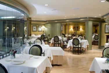 Nh Collection Gran Hotel De Zaragoza: Restaurante ZARAGOZA