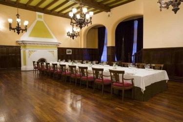 Nh Collection Gran Hotel De Zaragoza: Sala de conferencias ZARAGOZA