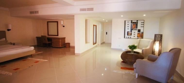 Hotel Vincci Safira Palms: Chambre Double ZARZIS