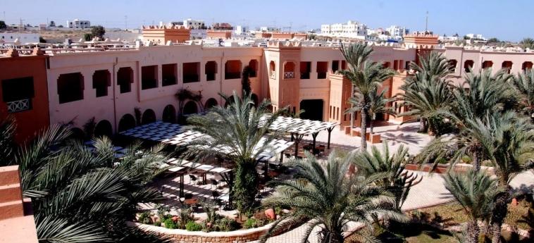 Hotel Vincci Safira Palms: Extérieur ZARZIS