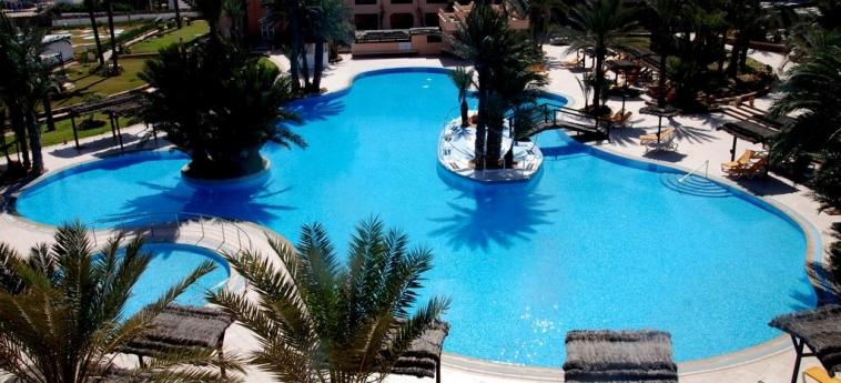 Hotel Vincci Safira Palms: Piscine chauffée ZARZIS