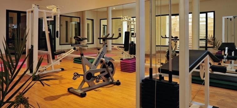 Hotel Vincci Safira Palms: Salle de Gym ZARZIS