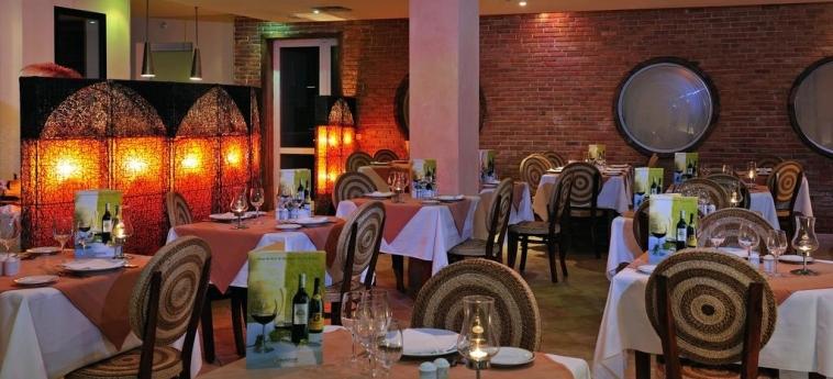 Hotel Vincci Safira Palms: Dining Area ZARZIS