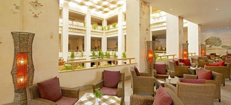 Hotel Vincci Safira Palms: Hall ZARZIS