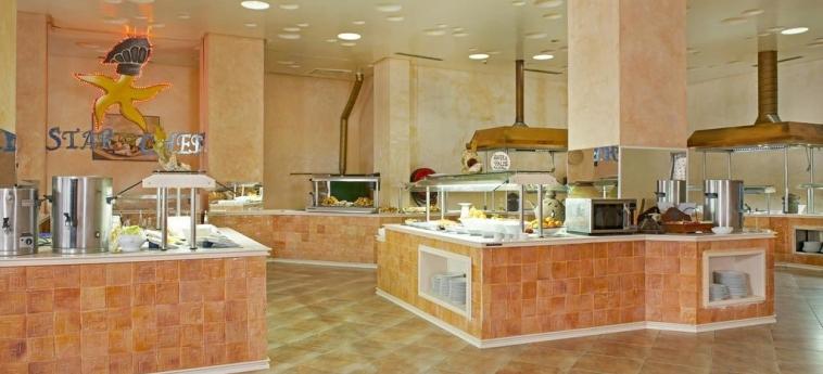 Hotel Vincci Safira Palms: Restaurant ZARZIS