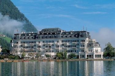 Grand Hotel Zell Am See: Extérieur ZELL AM SEE
