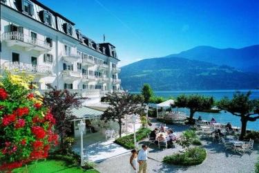 Grand Hotel Zell Am See: Exterieur ZELL AM SEE