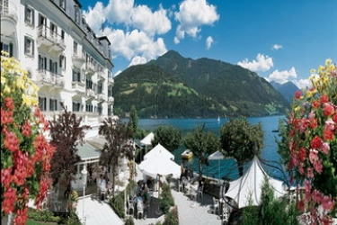 Grand Hotel Zell Am See: Hall ZELL AM SEE