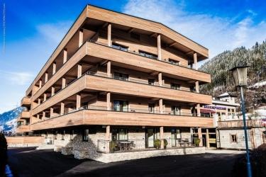 Aktivhotel Tuxerhof: Façade Hotel ZELL AM ZILLER