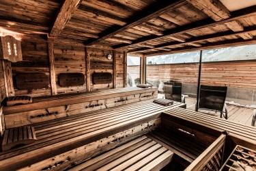 Aktivhotel Tuxerhof: Sauna ZELL AM ZILLER