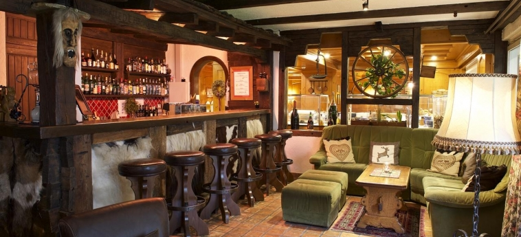 Hotel Jaegerhof: Bar ZERMATT