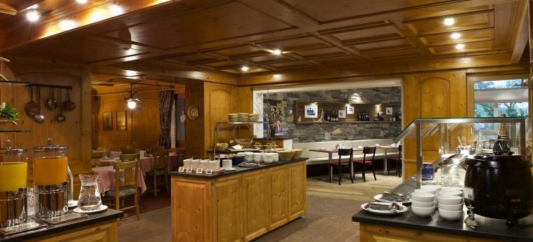 Hotel Jaegerhof: Dettagli Strutturali ZERMATT