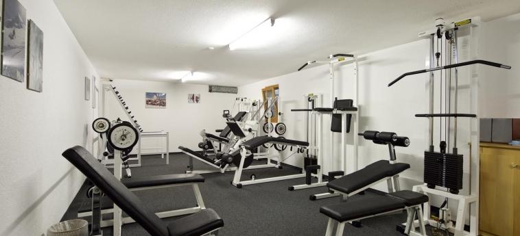 Hotel Jaegerhof: Fitnesscenter ZERMATT