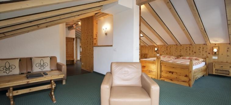 Hotel Jaegerhof: Gastzimmer Blick ZERMATT