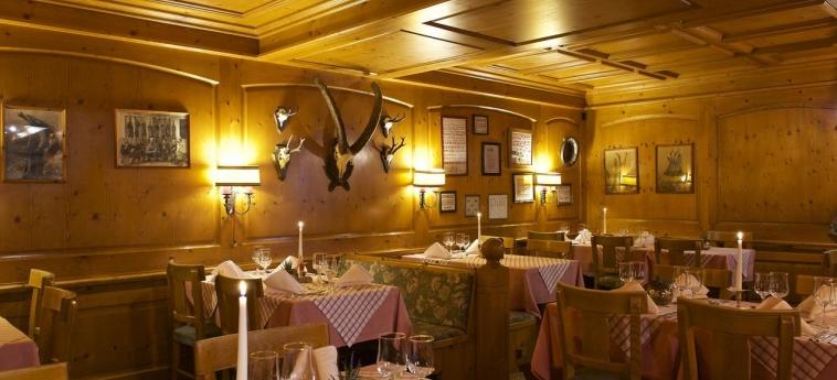 Hotel Jaegerhof: Restaurant ZERMATT