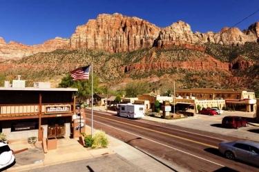 Hotel Historic Pioneer Lodge: Aktivitäten ZION NATIONAL PARK (UT)