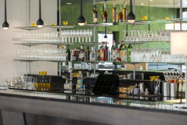Hotel Holiday Inn Express Affoltern Am Albis: Hotel bar ZURICH