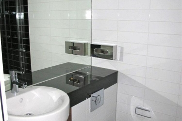Hotel Holiday Inn Express Affoltern Am Albis: Bathroom ZURICH