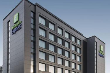 Hotel Holiday Inn Express Affoltern Am Albis: Hotel front ZURICH
