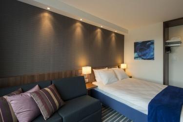 Hotel Holiday Inn Express Affoltern Am Albis: Guestroom ZURICH