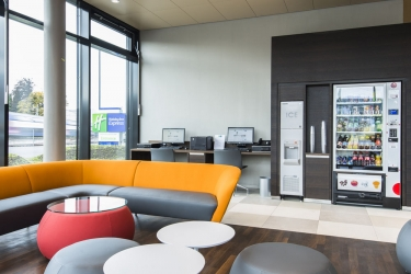 Hotel Holiday Inn Express Affoltern Am Albis: Lobby Lounge ZURICH