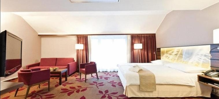 Fifa Hotel Ascot: Chambre Double ZURICH