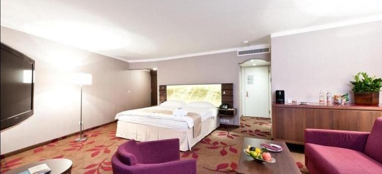 Fifa Hotel Ascot: Chambre ZURICH