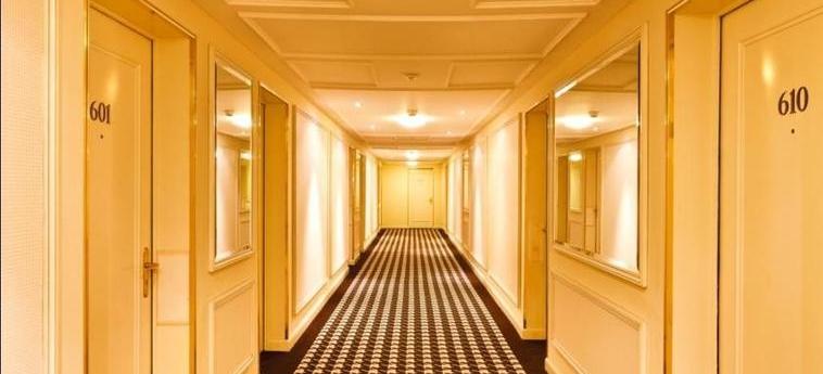 Fifa Hotel Ascot: Couloir ZURICH