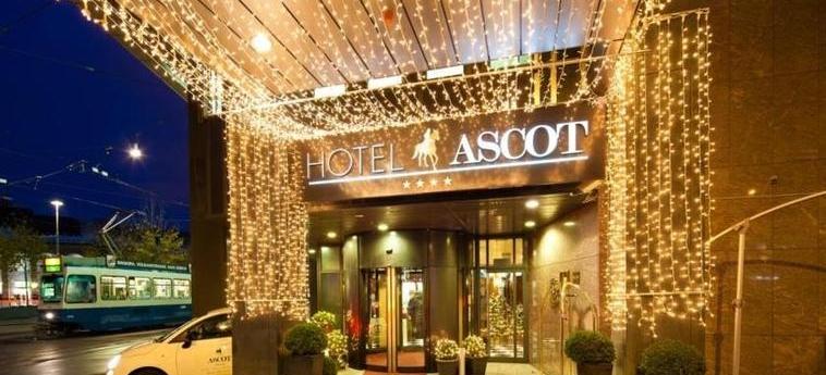 Fifa Hotel Ascot: Entrée ZURICH