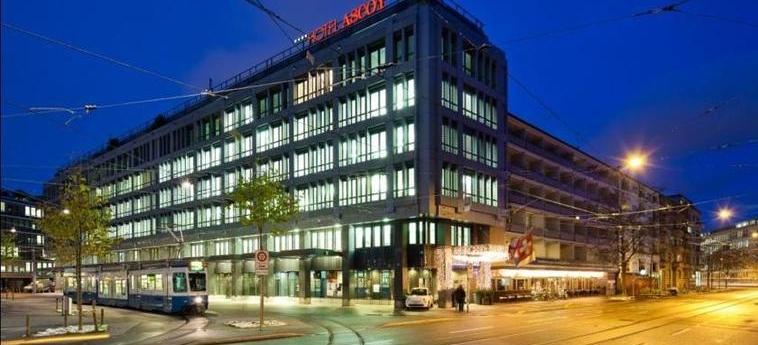 Fifa Hotel Ascot: Extérieur ZURICH