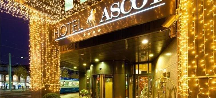 Fifa Hotel Ascot: Exterieur ZURICH