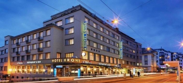 Hotel Krone Unterstrass: Extérieur ZURICH