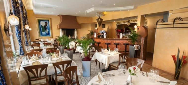 Hotel Krone Unterstrass: Restaurant ZURICH