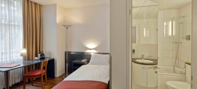 Sorell Hotel Seidenhof: Room - Single ZURICH