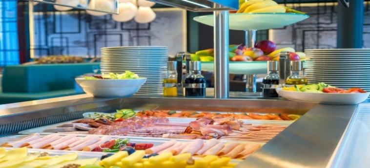 Dorint Airport Hotel Zurich: Desayuno ZURIGO