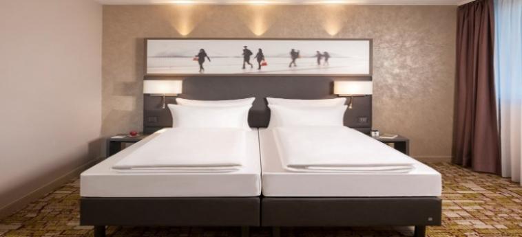Dorint Airport Hotel Zurich: Habitaciòn Doble ZURIGO