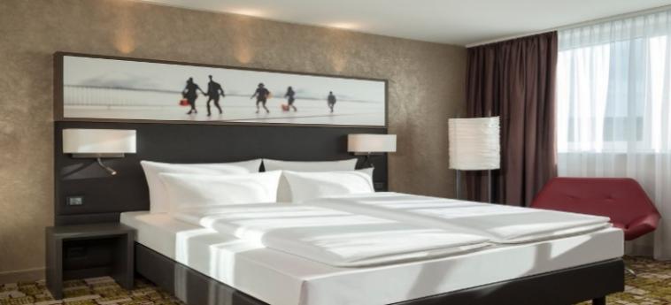 Dorint Airport Hotel Zurich: Habitaciòn Gemela ZURIGO