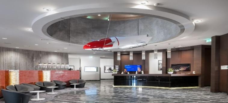Dorint Airport Hotel Zurich: Reception ZURIGO