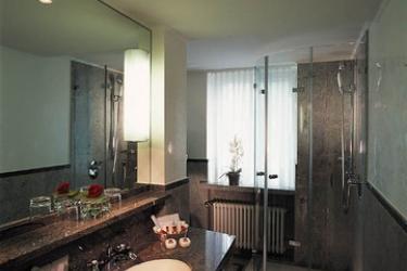 Hotel Schweizerhof Zurich: Bagno ZURIGO