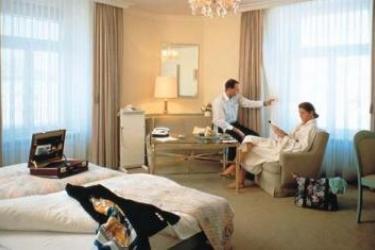 Hotel Schweizerhof Zurich: Camera Matrimoniale/Doppia ZURIGO