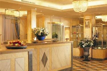 Hotel Schweizerhof Zurich: Lobby ZURIGO
