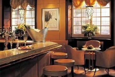 Hotel Schweizerhof Zurich: Lounge Bar ZURIGO