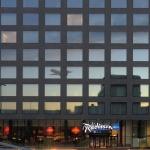 Hotel Radisson Blu Zurich Airport