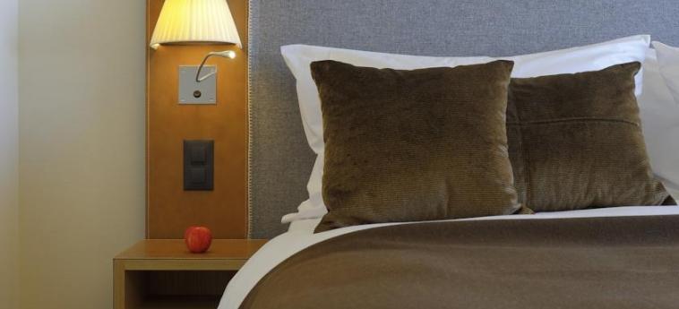 Hotel Radisson Blu Zurich Airport: Camera Matrimoniale/Doppia ZURIGO