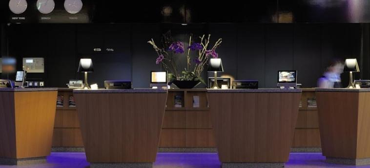 Hotel Radisson Blu Zurich Airport: Reception ZURIGO